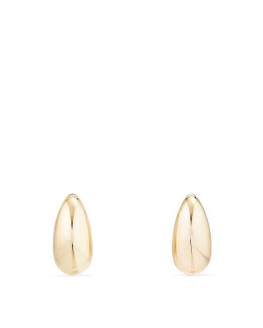 David Yurman - Metallic Pure Form Pod Earrings In 18k Gold - Lyst