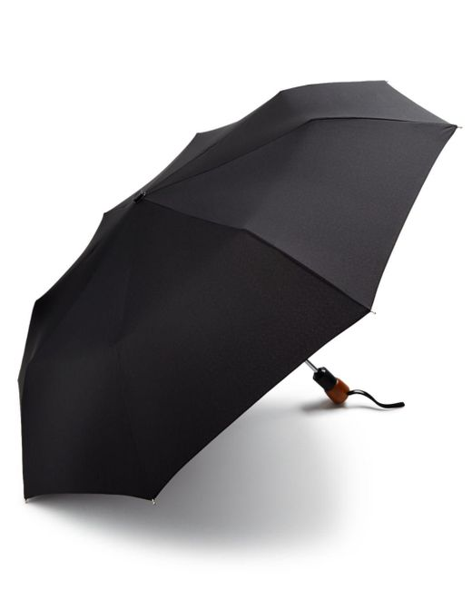 Bloomingdale's Black Mini Umbrella