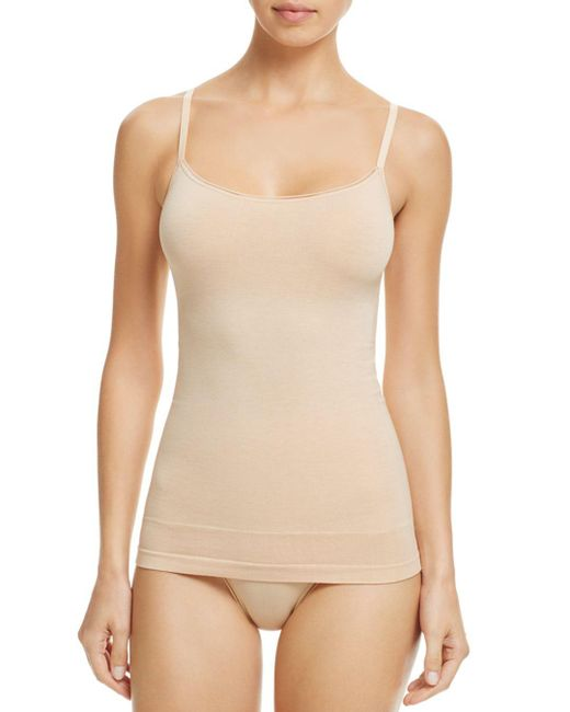 Yummie - Natural Seamlessly Shaped Convertible Cami - Lyst