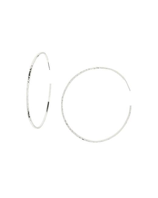 Gorjana - Metallic Taner Extra Large Hoop Earrings - Lyst
