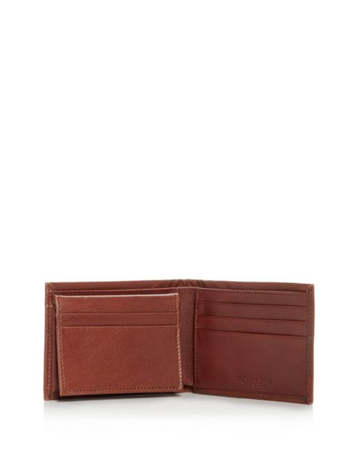 6e9186e8fd95 ... Bloomingdale's - Multicolor Rfid-protected Smooth Leather Bi-fold Wallet  With Removable Card Case