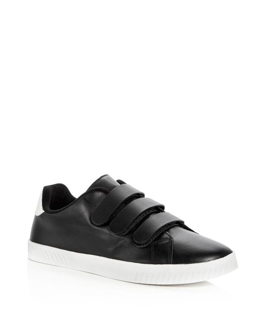 Tretorn | Black Carry 2 Leather Sneakers for Men | Lyst