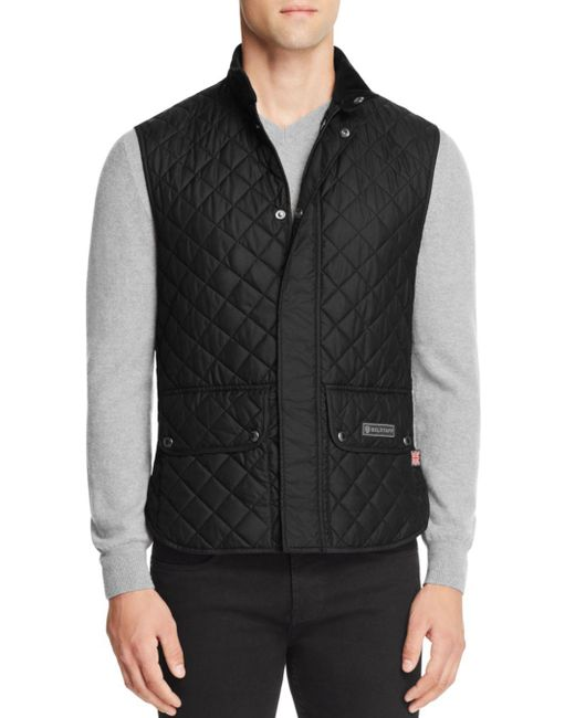 Belstaff - Multicolor Quilted Vest for Men - Lyst