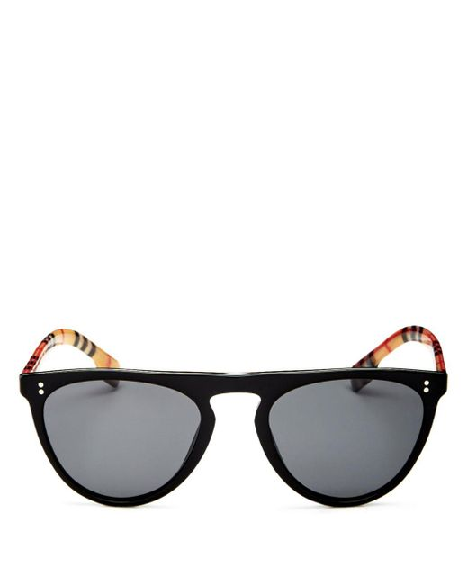 9ded258d9114 Burberry - Black 60mm for Men - Lyst ...