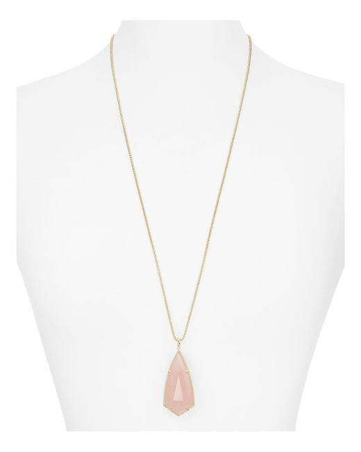 Kendra Scott | Metallic 30"