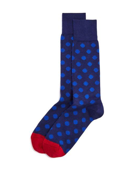 Paul Smith | Blue Supernova Jacquard Socks for Men | Lyst