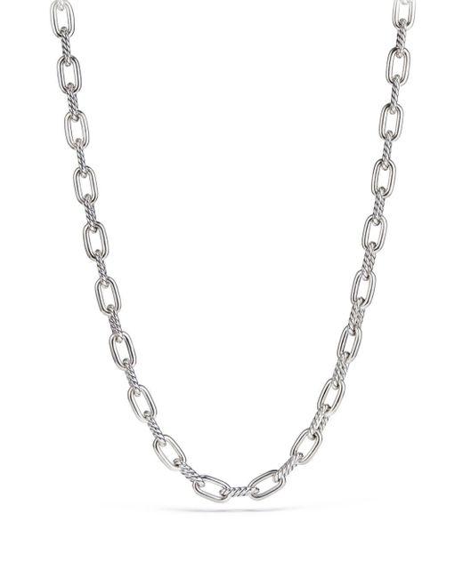 David Yurman - Metallic Madison Small Necklace - Lyst