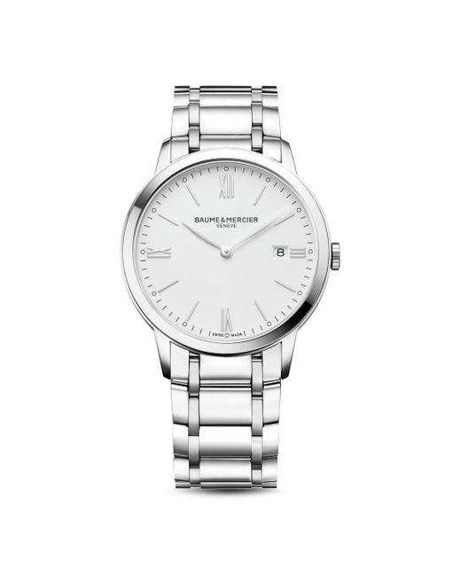 Baume & Mercier Metallic Classima 10354 Watch for men