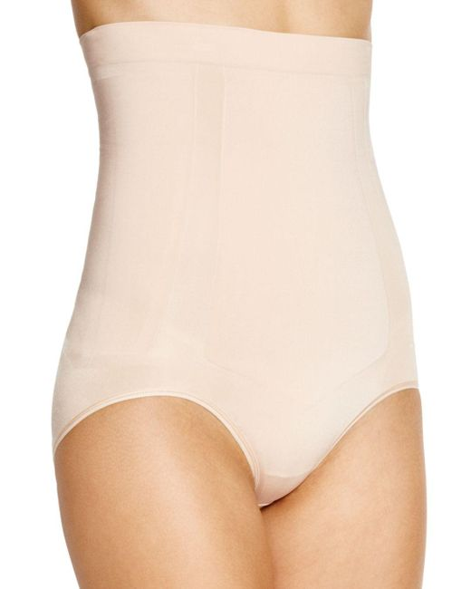 Spanx Black Oncore High - Waisted Brief