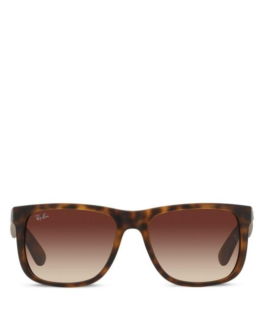Ray-Ban Brown Wayfarer Sunglasses
