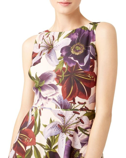Hobbs Multicolor Carly Dress