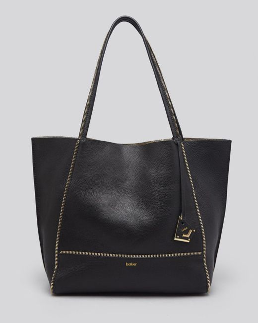Botkier - Black Soho Leather Tote - Lyst