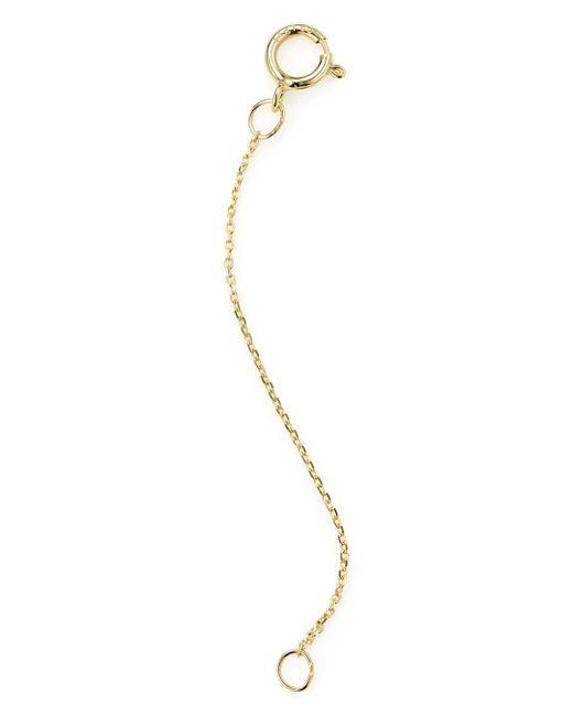Adina Reyter - Metallic Necklace Extender - Lyst