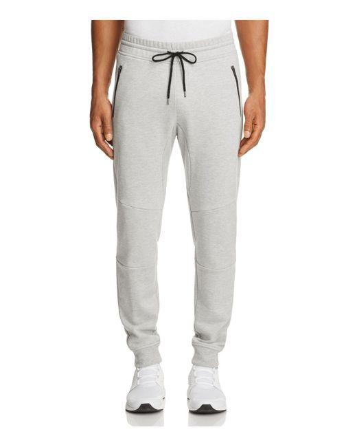 The Narrows | Gray Slim Jogger Pants for Men | Lyst