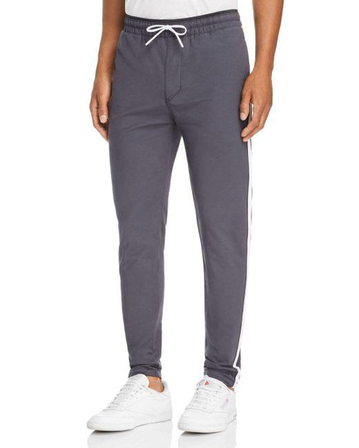 Zanerobe - Black Jumpshot Track Pants for Men - Lyst