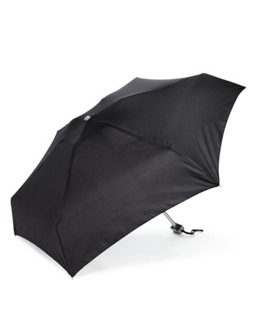 Bloomingdale's Black Genie Umbrella