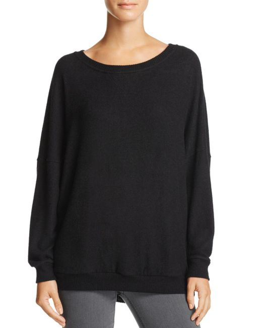 Joie - Black Giardia Dolman-sleeve Sweater - Lyst