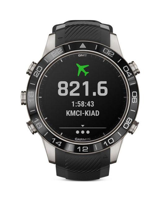 Garmin Black Marq Aviator Performance Edition Smart Watch