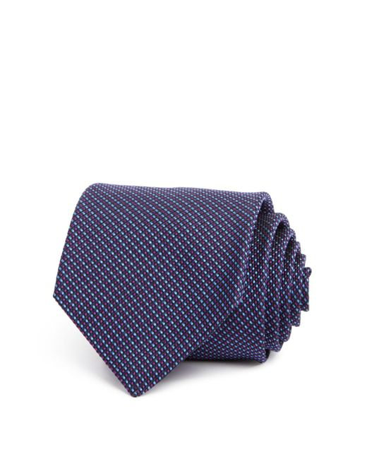 Brooks Brothers | Purple Woven Classic Tie for Men | Lyst