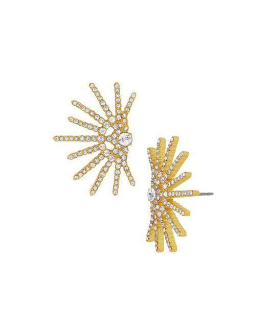 BaubleBar | Metallic Venus Stud Earrings | Lyst