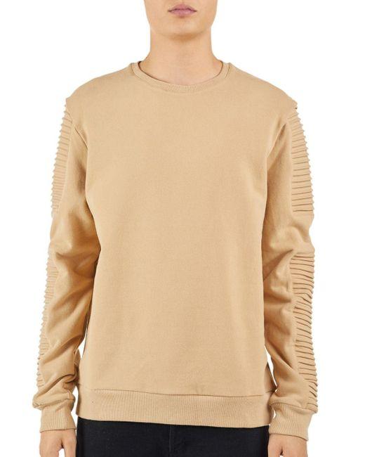 NANA JUDY Natural Montana Sweatshirt for men