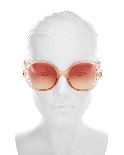 81bda658e17 ... Chloé - Pink Chloe Women s Vera Round Sunglasses
