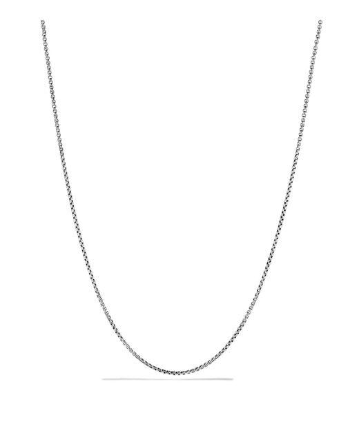 David Yurman | Metallic Chain Necklace | Lyst