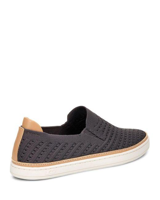 24f41527c5f Women's Sammy Chevron Knit Slip - On Sneakers