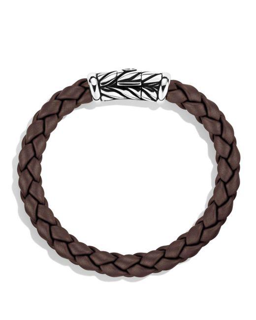 David Yurman Metallic Chevron Bracelet for men