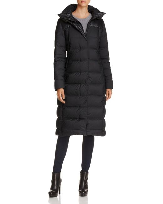 The North Face - Black Cryos Down Parka - Lyst
