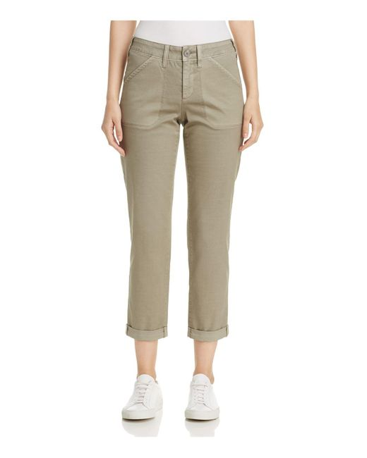 NYDJ - Multicolor Relaxed Chino Ankle Pants - Lyst