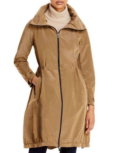 Herno Natural Shiny Nylon Jacket