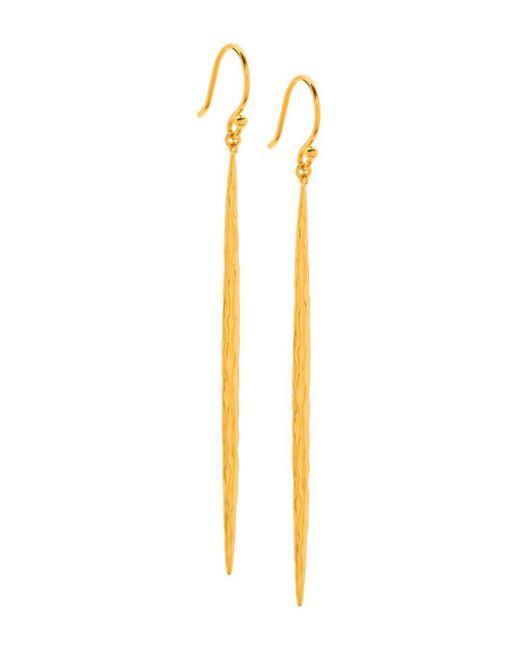 Gorjana - Metallic Nora Dagger Drop Earrings - Lyst