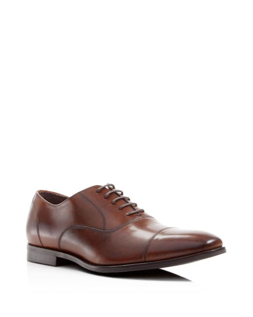 Gordon Rush - Brown Dillon Oxfords for Men - Lyst