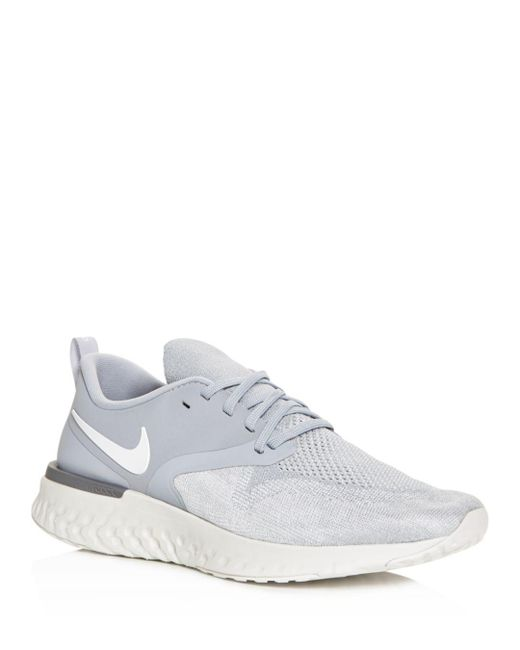 f8c0ea54186 Lyst - Nike Men s Odyssey React Low-top Sneakers in White for Men