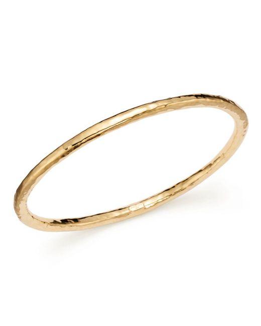 Ippolita - Metallic 18k Gold Glamazon #2 Bangle - Lyst