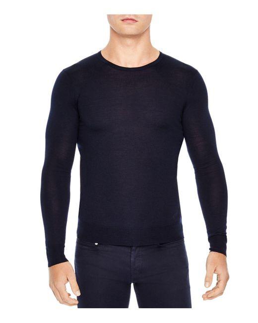 Sandro | Blue Spirit Sweater for Men | Lyst