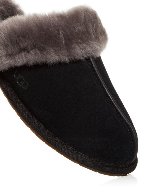 Ugg Multicolor Women's Scuffette Shearling Slide Slippers