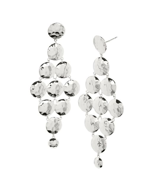 Gorjana | Metallic Gypset Tiered Earrings | Lyst
