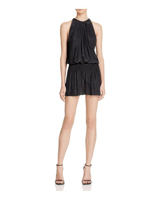 Ramy Brook | Black Paris Dress | Lyst