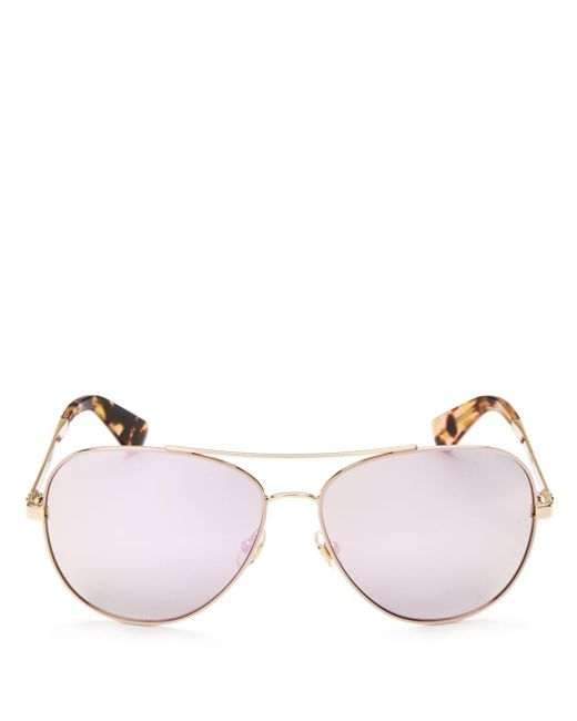 Kate Spade - Pink 59mm - Lyst