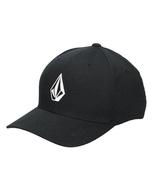 Full Stone Xfit Cap negro Volcom de color Black