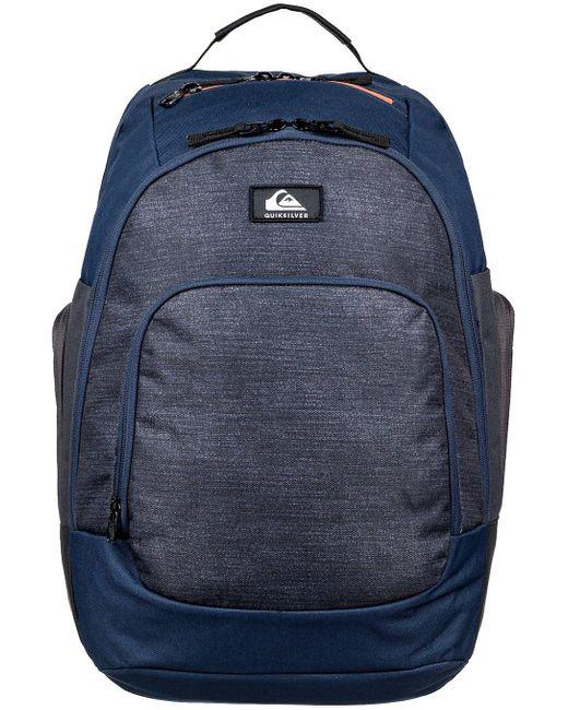 1969 Special Backpack gris Quiksilver de hombre de color Gray