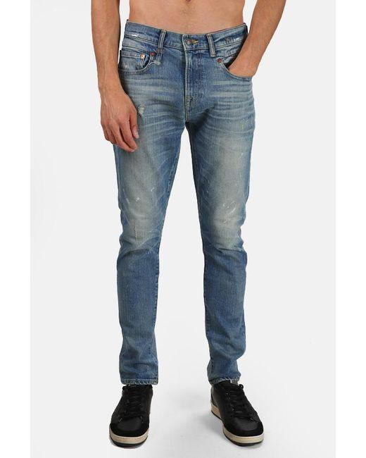 R13 Blue Boy Jeans for men