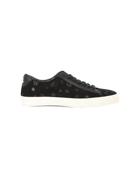 Lucien Pellat Finet - Black Monogram Mix Sneaker for Men - Lyst