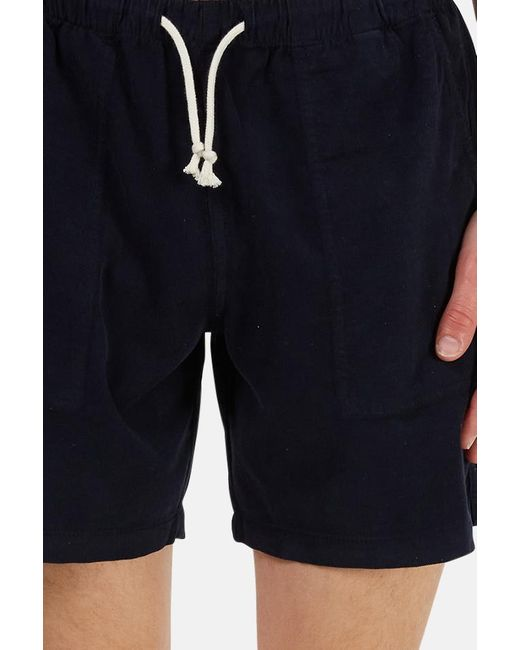 La Paz Men's Blue Formigal Beach Shorts