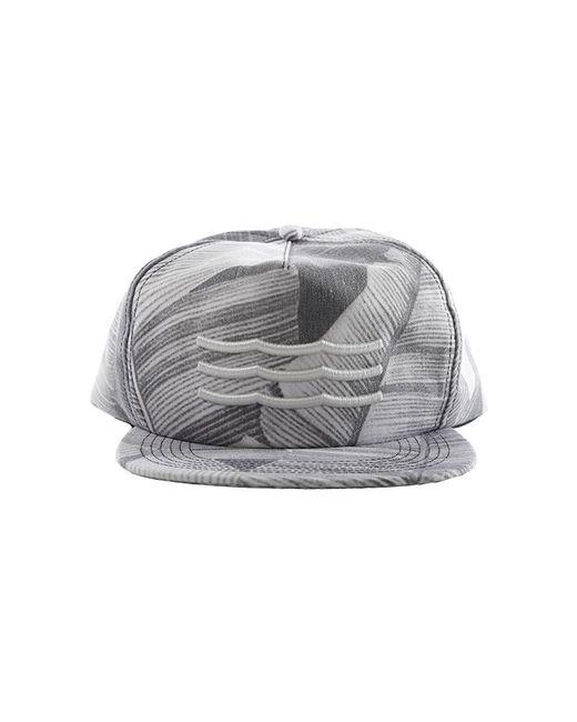 Sol Angeles - Gray Black Palm Hat for Men - Lyst