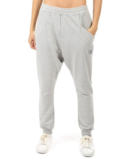 Baja East - Gray Be Harem Sweat Grey - Lyst