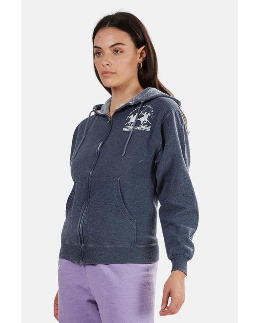 Blue&Cream Blue Bridge Hoodie Sweater