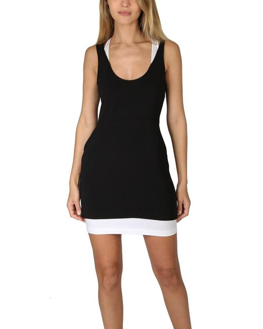 A.L.C. Black Baex Dress